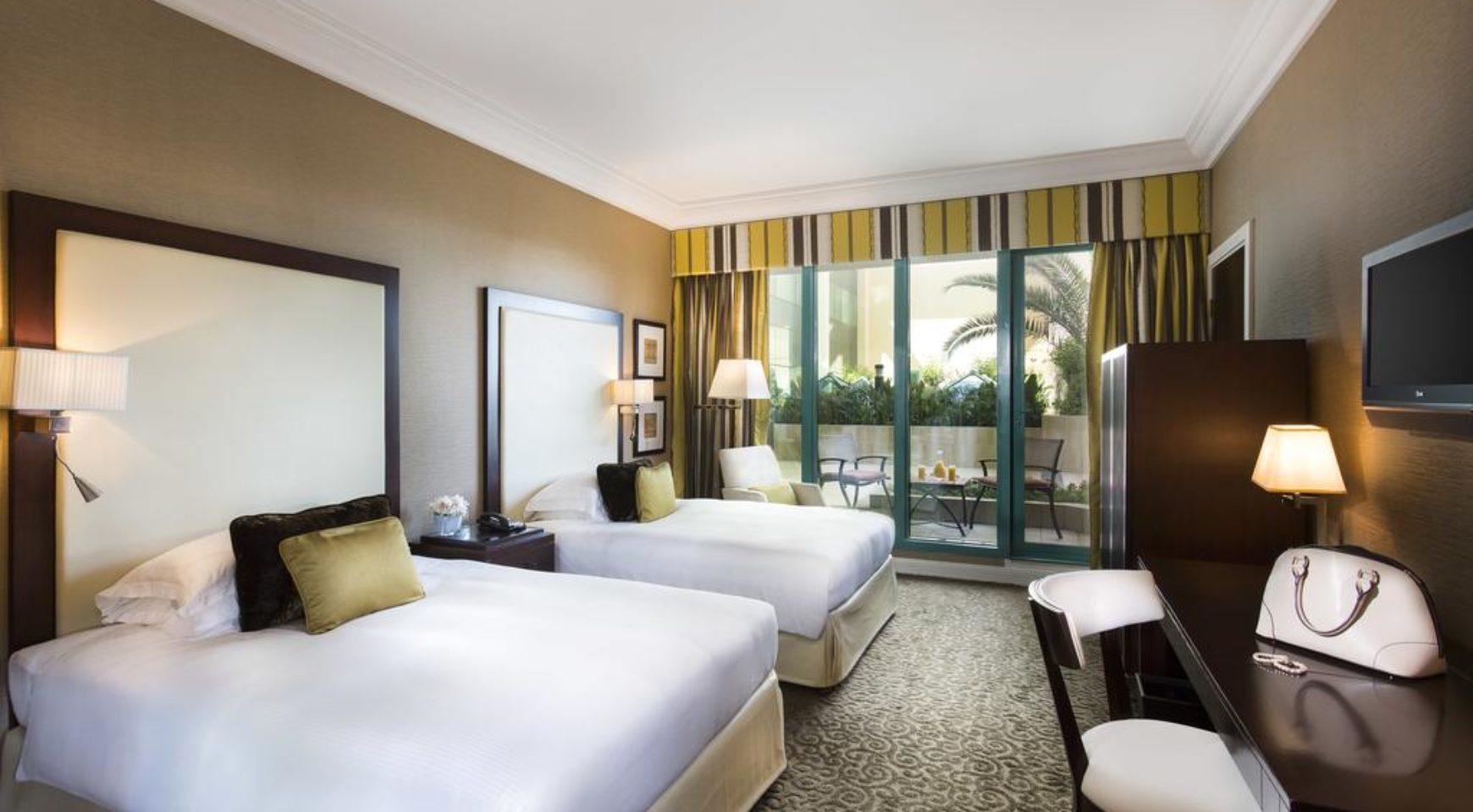 Roda Al Bustan Hotel Dubai Airport