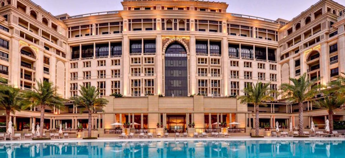 Palazzo versace dubai wins prestigious best luxury hotel for Dubai hotels list